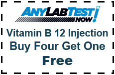 B12 Shot Coupon